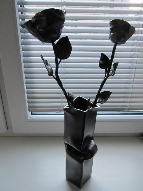 kovaná váza
