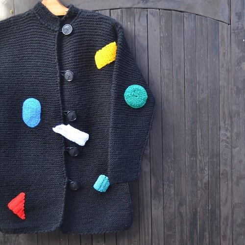 Svetr - Kabátek