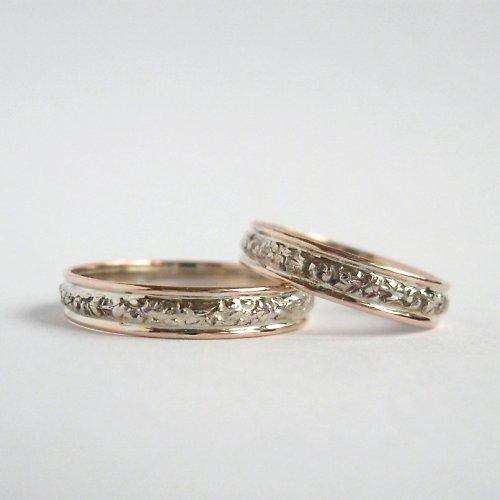Po jedné cestě života (snubní prsteny)