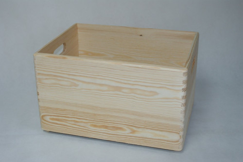 Box 40 cm x 30 cm x 23,5 cm bez víka