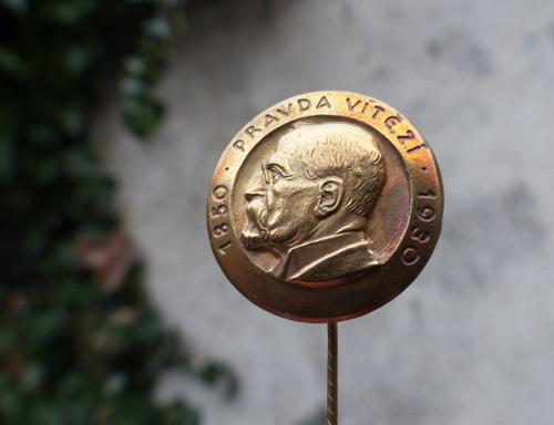 T. G. Masaryk, Pravda vítězí 1850-1930