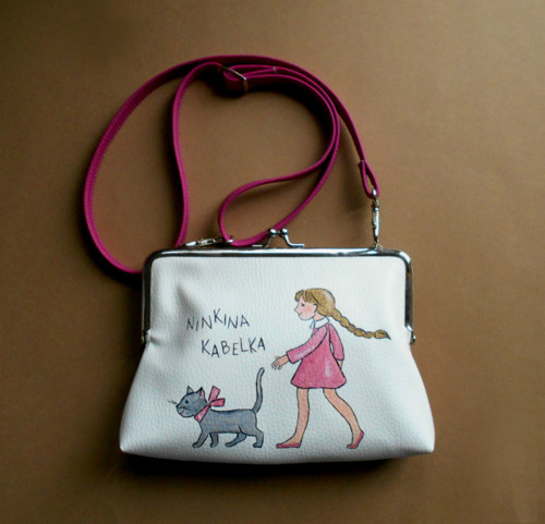 ninkina s kočkou