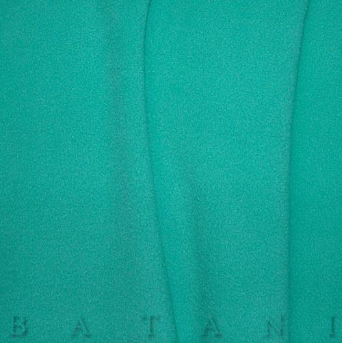 Microfleece antipilling tyrkysově zelený