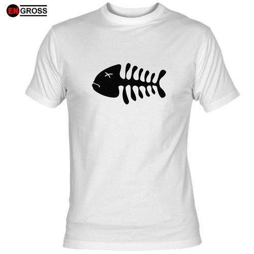 Pánské tričko FISH BONES II