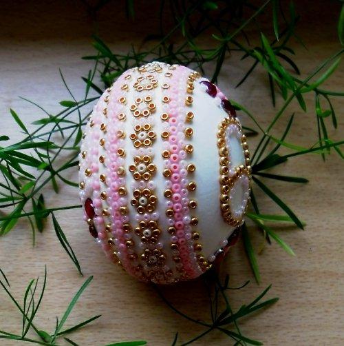 Fabergé vejce - pro dámu