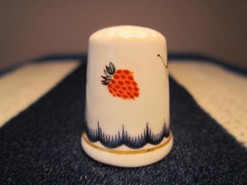Porcelánový náprstek WGPH Ginory Italy