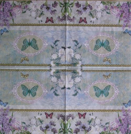 Motýl v medajlonku č. 1629