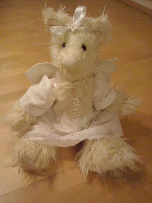 Andělka medvědí