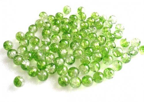 Práskané zelené