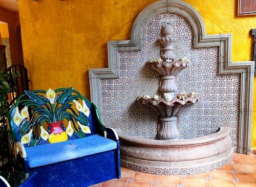 Siesta na Yucatánu