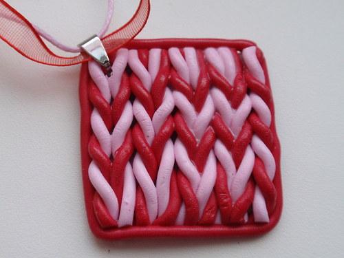 Pletený čtverec