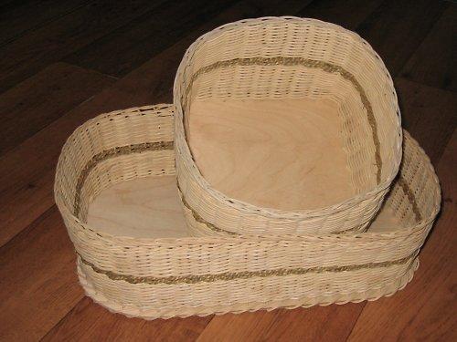 Souprava pedigových košíků