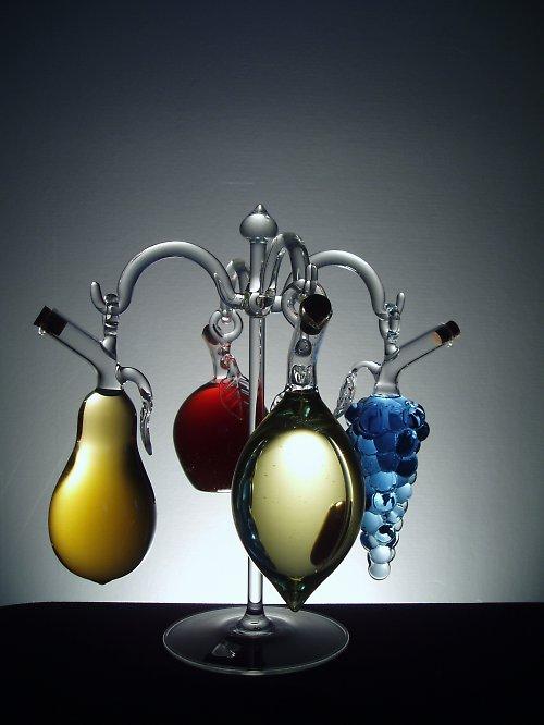 olej a ocet POSVÁTNÝ STROM AVATAR