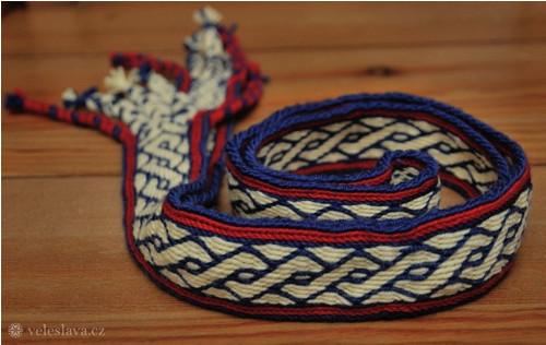Karetka - pletenec z Birky
