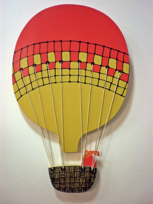 Balón velký