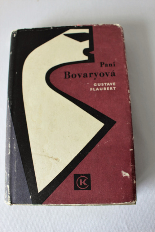 Paní Bovaryová - kniha