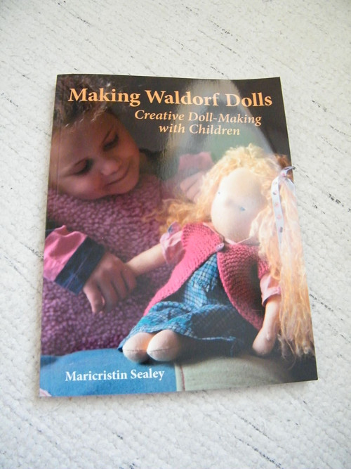 Kniha Making waldorf dolls