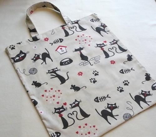 EKO taška kočky