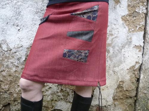 Riflový patchwork