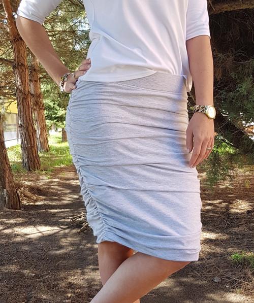 sportovně-elegantní sukně