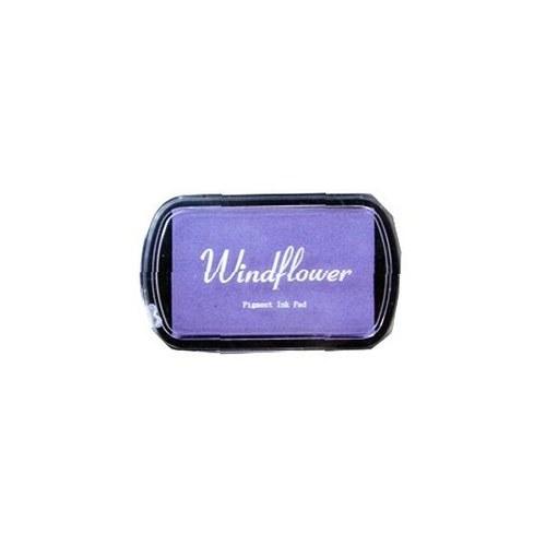 Razítkovací polštářek Windflower lila fialová