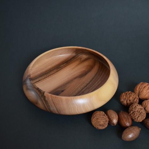 Dřevěná miska - ořech 4
