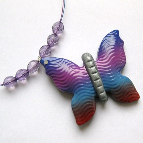 Motýl Emánek