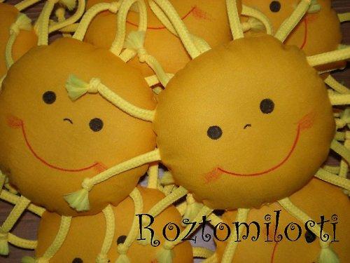 Usměvavá sluníčka