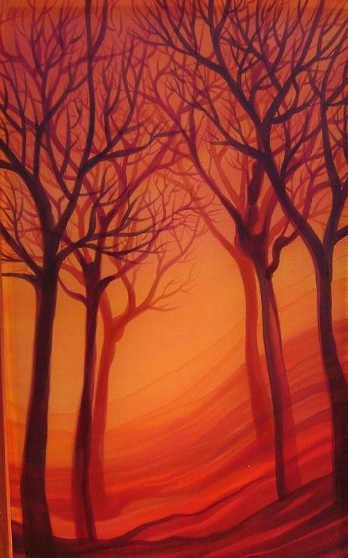 "\""Mezi stromy\"""