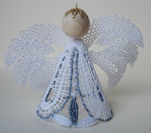 Anděl modrý