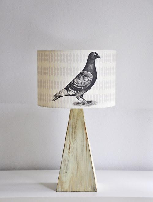 Stínítko na lampu Urban story - stolní/stropní