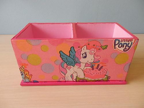 Dvojstojánek na tužky My Little pony