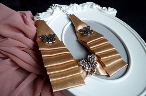 Svatební náhrdelník Elegante