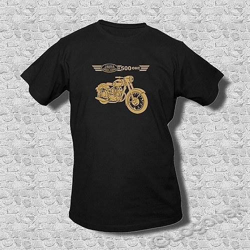 Tričko pro Fandy Jawa 500 OHC