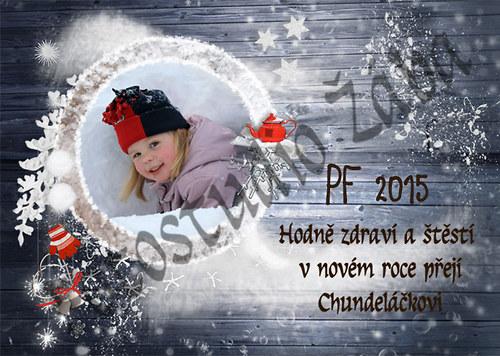 PF 2015 pohlednice z vaší fotografie č. 004