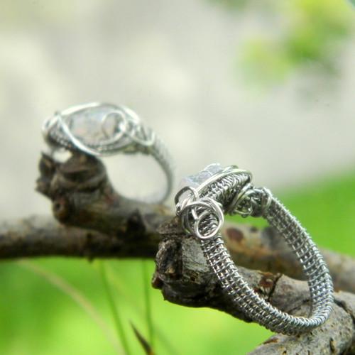 Prsten s opálovým zlomkem II