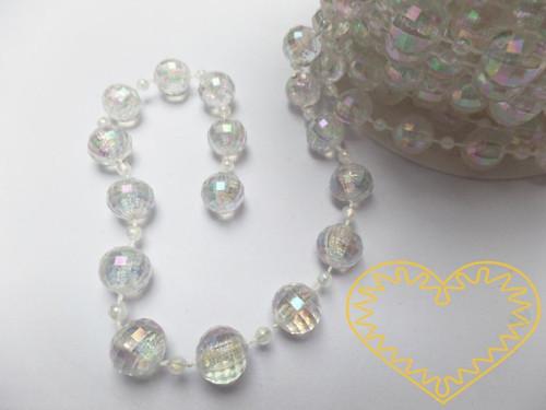 Diamant Ø 10 mm - řetěz