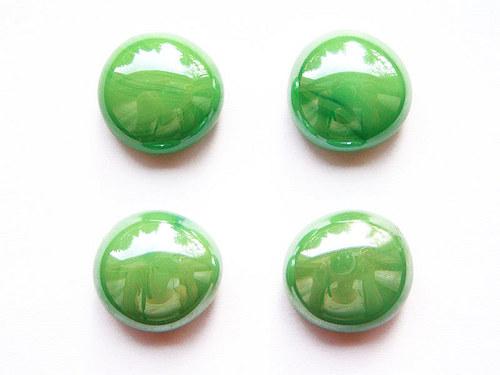 Zelená čočka ((OST34))