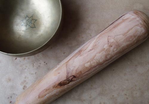 Znít ...palička pro znějící mísy  (30 cm