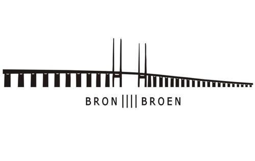 Most - Bron Broen - samolepka na zeď