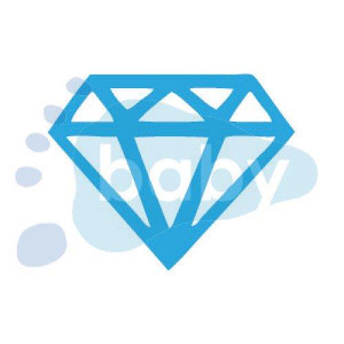 Razítko diamant