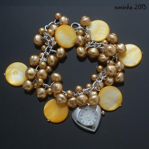 Žlutá perleť - VÝPRODEJ