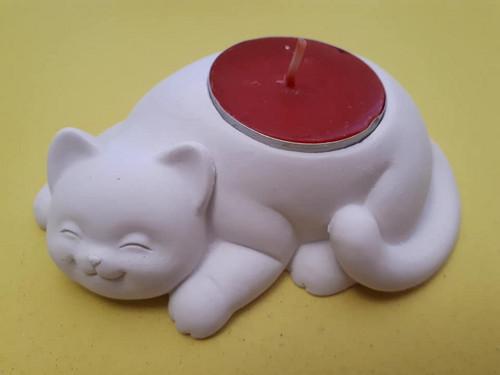 svícen kočka