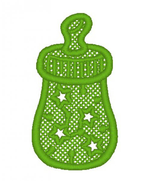 Minikrajka lahvička