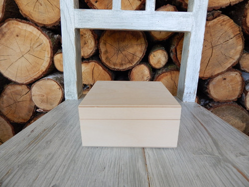Krabička 13 x 13 cm