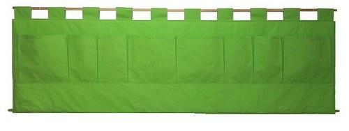 Kapsář za postel - Světle zelený FV