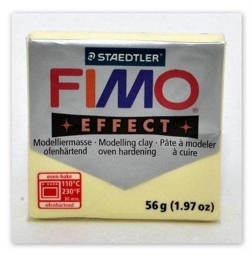 FIMO Effect / Pastel - vanilková (105)