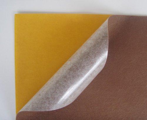 Samolepicí plsť barva č. 17 - světle hnědá