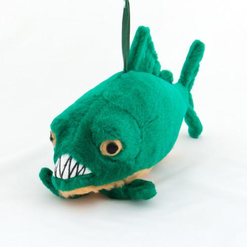 Piraňa - autorská hračka