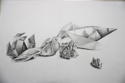 Papír a látka